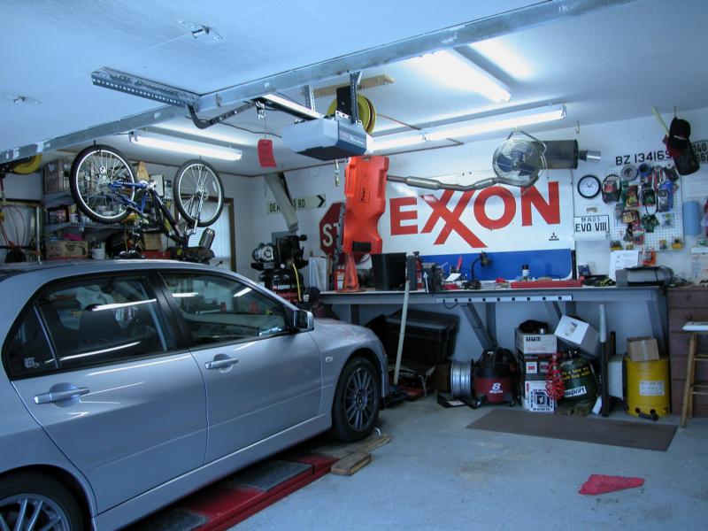 The new front door jim 39 s garage for Garage new s villejuif