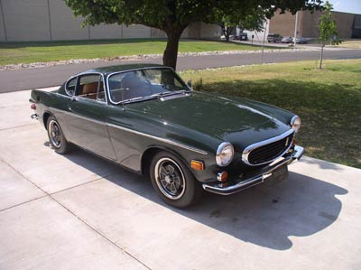 Volvo P1800 – What do you do after 2.6 million miles? | JIM'S GARAGE