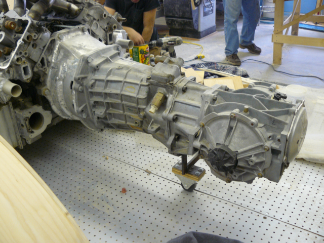 Image result for corvette transaxle