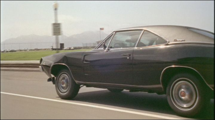 The Missing Bullitt Charger (1/6)