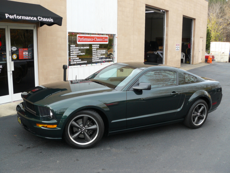 The Bullitt Mustang Another Upgrade Jim S Garage