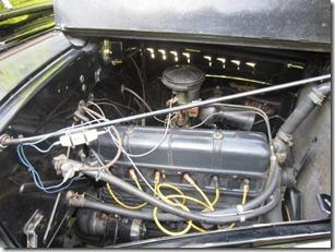SM 1941 truck engine