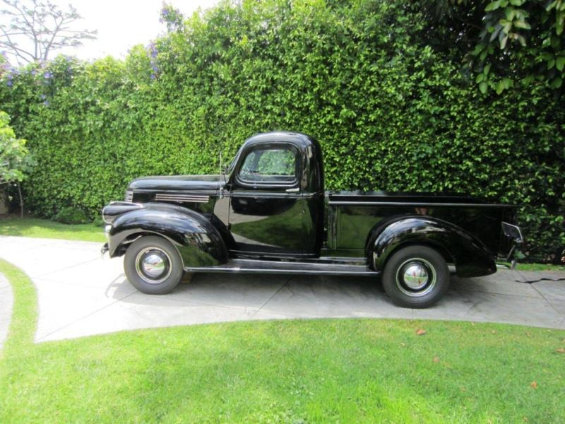Steve McQueen\'s Pickup–on eBay | JIM\'S GARAGE