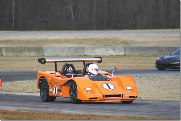 Track car VIR