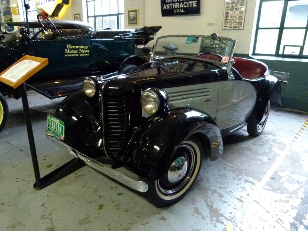 Hemmings Motor News–a visit to VT | JIM\'S GARAGE