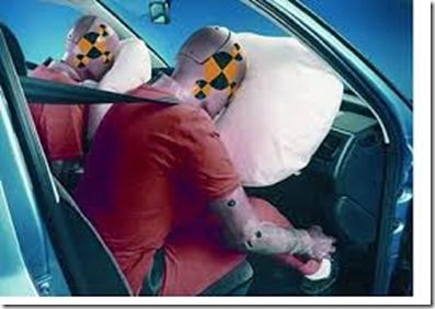 airbag deployment