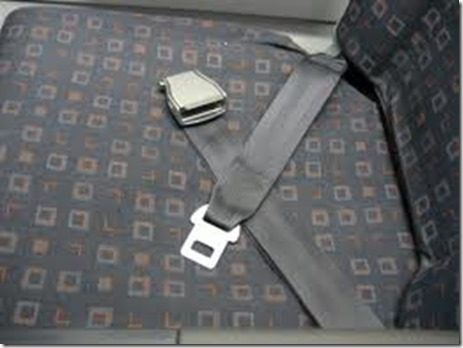aircraft seatbelt