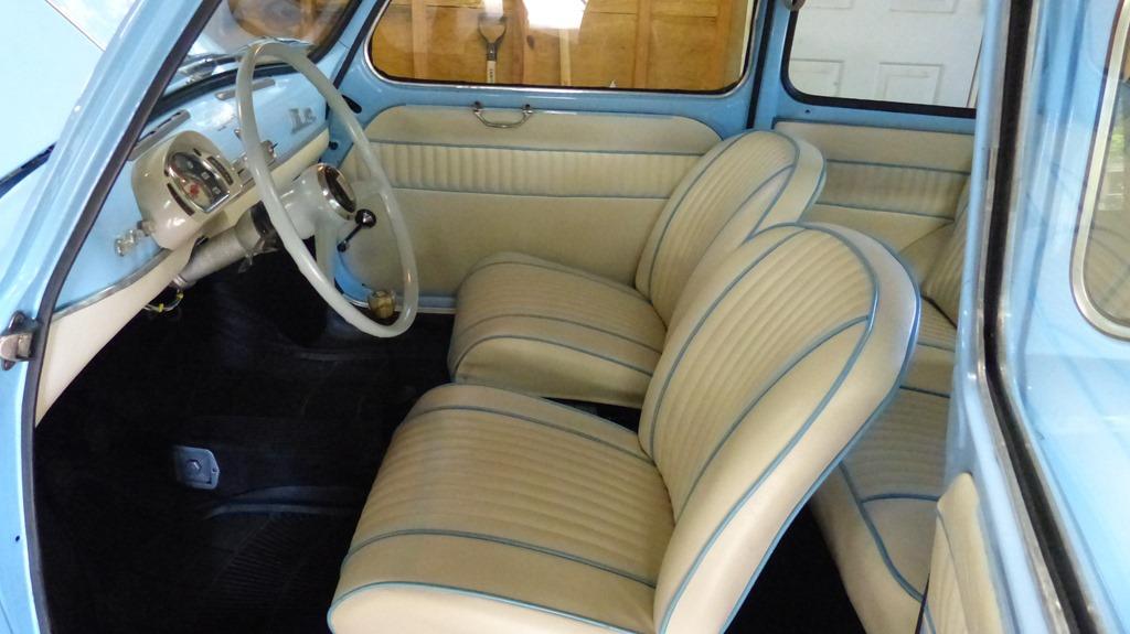 fiat 600 small car big restoration jim 39 s garage. Black Bedroom Furniture Sets. Home Design Ideas