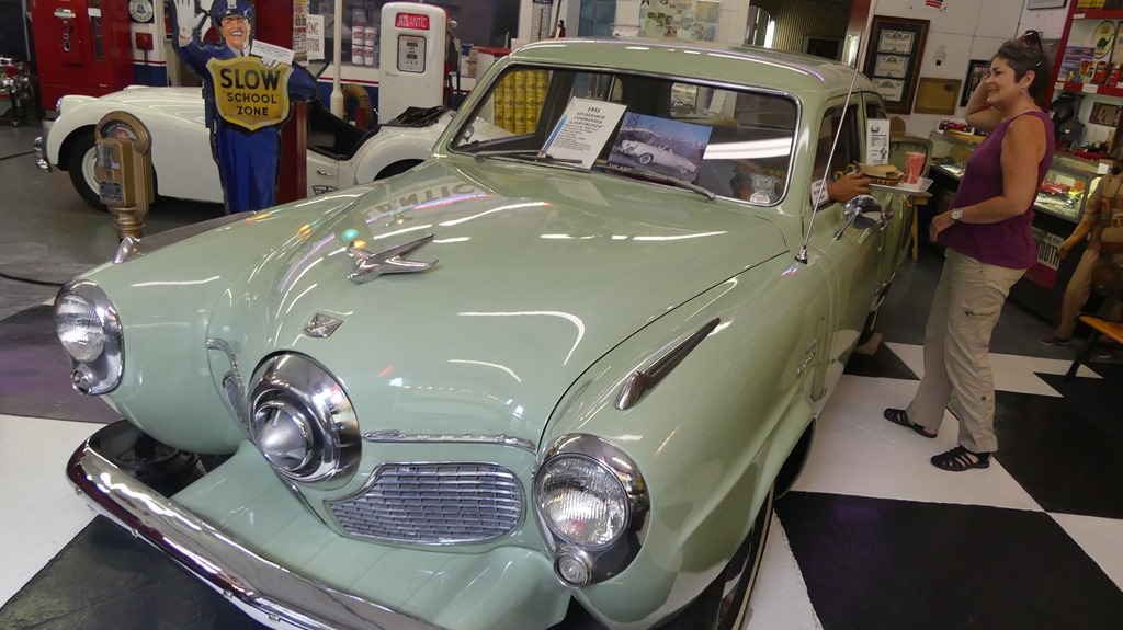 Pottsville\'s Magical Car Museum   JIM\'S GARAGE
