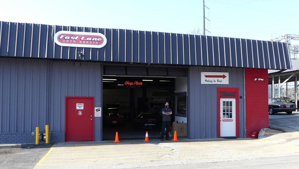 Fast Lane Auto Service Nashville Jim S Garage